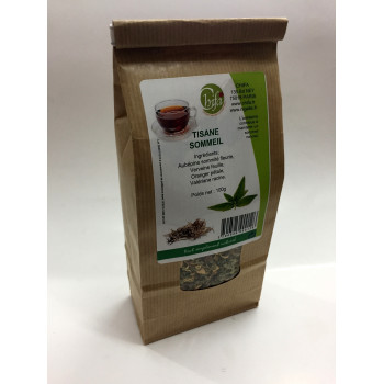 Tisane 100% Naturel - Sommeil - Chifa - Sachet 100 gr