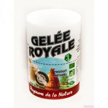 Gelée Royale Bio - Cure de 1 Mois - CHIFA 30 gr
