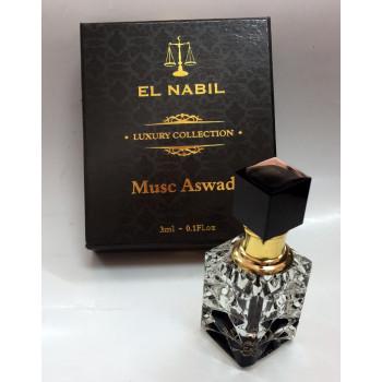 Musc Aswad - 3ml - Luxury Collection - El Nabil