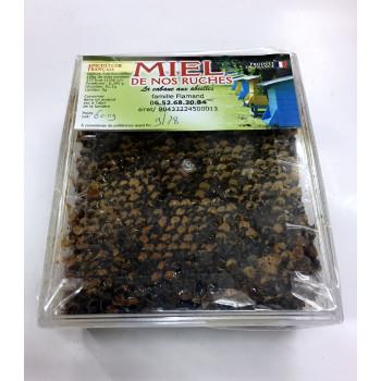 Gaufre de Miel 100% Naturel avec Miellat - 80% Tilleul - 20% Toutes Fleures Garantie - Apiculteur La Cabane aux Abeilles ~600-65
