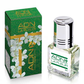 ADN Paris - Musc - Essence de Parfum - MUSC LA FLEUR - 5 ml