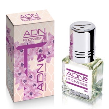 ADN Paris - Musc - Essence de Parfum - MUSC PROMESSE - 5 ml