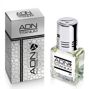 MUSC TITANIUM - Essence de Parfum - Musc - ADN Paris - 5 ml