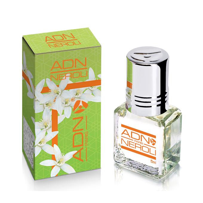 ADN Paris - Musc - Essence de Parfum - MUSC NEROLI - 5 ml