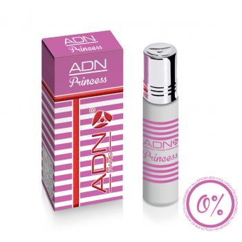 ADN Paris - Musc - Essence de Parfum - MUSC PRINCESS - 6 ml