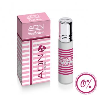ADN Paris - Musc - Essence de Parfum - MUSC BOUT'CHOU Rose Fille - 6 ml