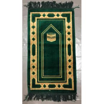 Tapis de Prière Vert Pour Enfant