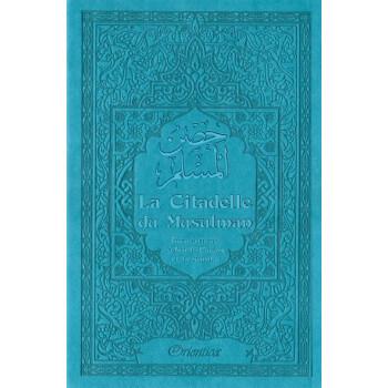 Citadelle Du Musulman Francais Arabe Phonetique Bleu - Edition Orientica