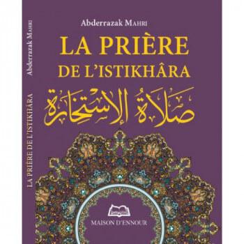 La Prière de l'Istikhara - Format de Poche 8 x 10 cm - Edition Ennour