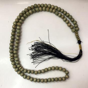 Chapelet en Bois - 99 Perles Moyenne - Tasbih