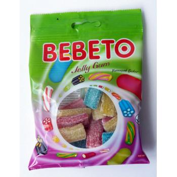 Bonbons Jelly Gum - Bebeto - Halal - Sachet 80gr