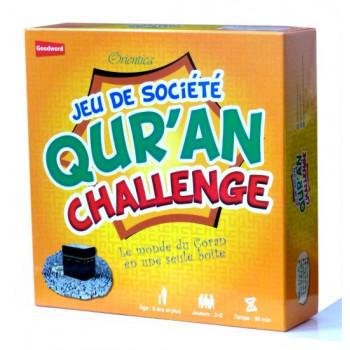 Jeu De Société : Quran Challenge - Le Monde Du Coran En Une Seule Boite - GoodWord et Orientica