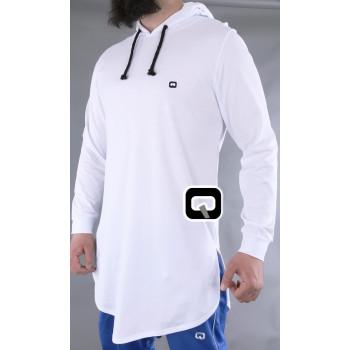 T-Shirt - Manches Longue Capuche - Qaba'il - 10 kaps