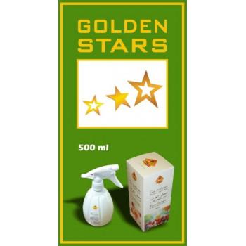Vaporisateur Musc d'Or - Golden Stars - Room Freshener - 500 ml