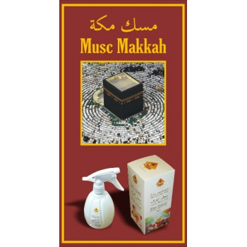 Vaporisateur Musc d'Or - Musc Makkah - Room Freshener - 500 ml