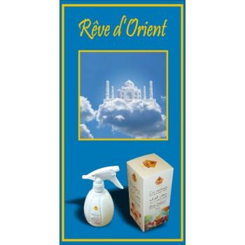 Vaporisateur Musc d'Or - Rêve d'Orient - Room Freshener - 500 ml - 5181