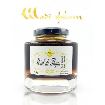 Miel de Thym - Maroc - Wadi Shibam - 250 gr - 5193
