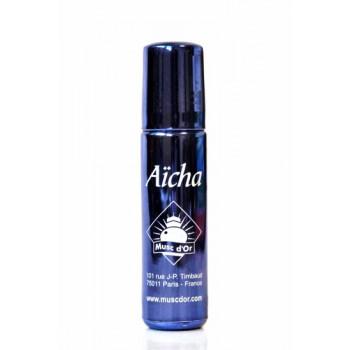 Musc Aïcha - Edition de Luxe Paris - 8 ml - Musc d'Or - Sans Alcool - M136