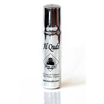 Musc Al Quds - Edition de Luxe Paris - 8 ml - Musc d'Or - Sans Alcool - M127