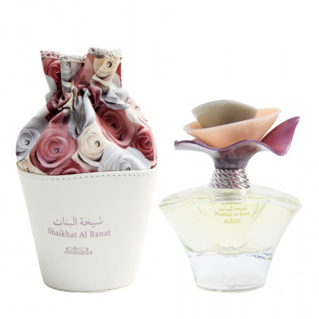 Spray Shaikhat Al Banat - 80 ml - Eau de Parfum - El Nabeel