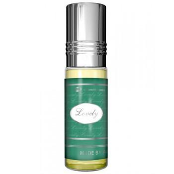 Lovely - Musc Sans Alcool - Grand Concentré de Parfums Bille 6ml - Al Rehab