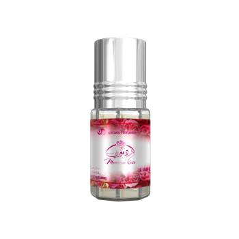 Moroccan Rose - Musc Sans Alcool - Concentré de Parfums Bille 3ml - Al Rehab