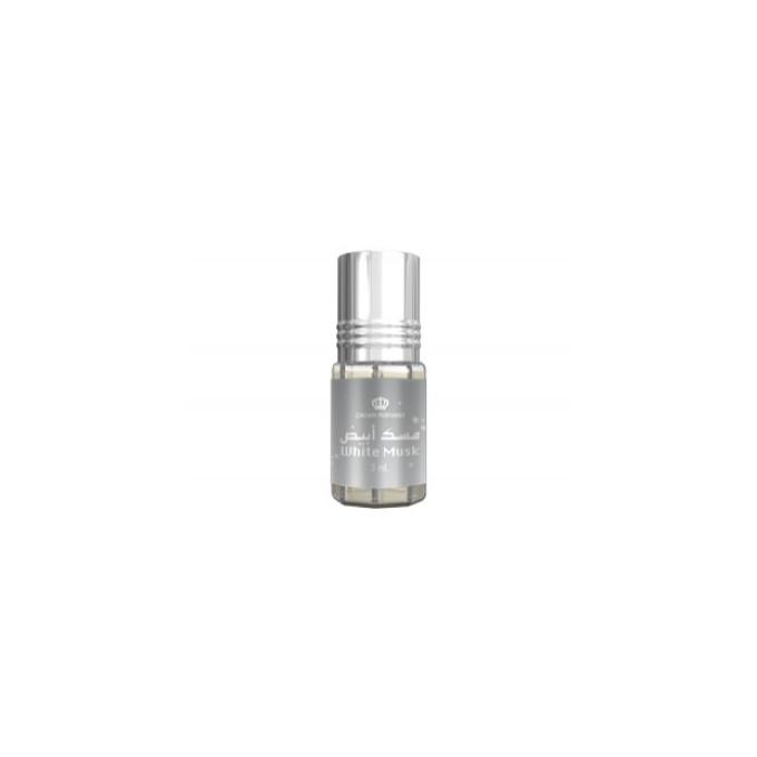 Musc Blanc - White Musk - Musc Sans Alcool - Concentré de Parfums Bille 3ml - Al Rehab