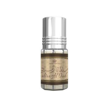 Sultan Al Oud - Musc Sans Alcool - Concentré de Parfums Bille 3ml - Al Rehab