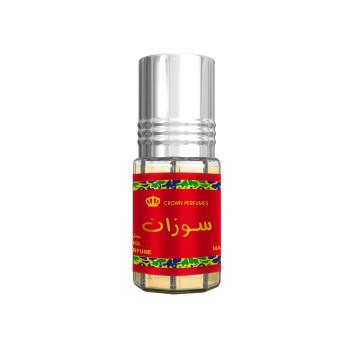 Susan - Musc Sans Alcool - Concentré de Parfums Bille 3ml - Al Rehab
