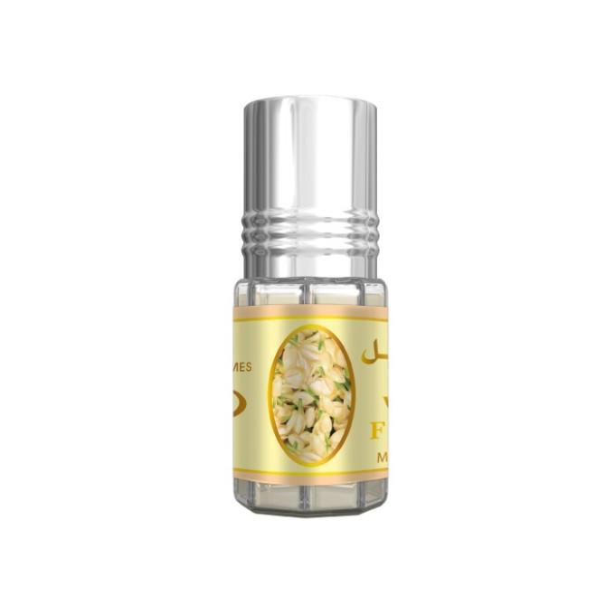 Full - Musc Sans Alcool - Concentré de Parfums Bille 3ml - Al Rehab