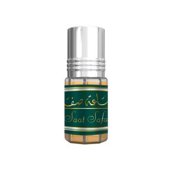 Saat Safa - Musc Sans Alcool - Concentré de Parfums Bille 3ml - Al Rehab