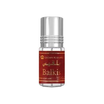 Balkis - Musc Sans Alcool - Concentré de Parfums Bille 3ml - Al Rehab