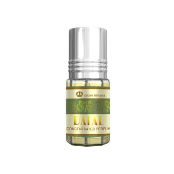 Dalal - Musc Sans Alcool - Concentré de Parfums Bille 3ml - Al Rehab