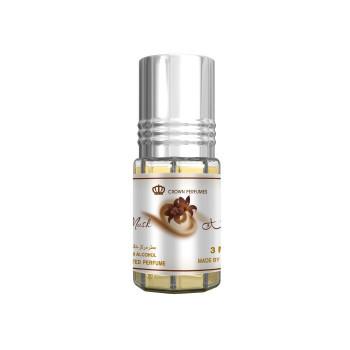 Choco Musk - Musc Sans Alcool - Concentré de Parfums Bille 3ml - Al Rehab