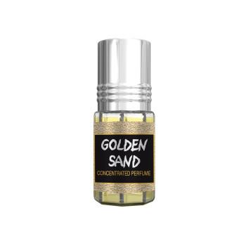 Golden Sand - Musc Sans Alcool - Concentré de Parfums Bille 3ml - Al Rehab