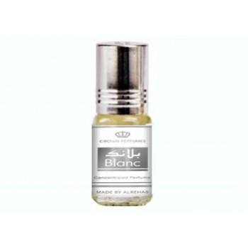 Musc Blanc - Musc Sans Alcool - Concentré de Parfums Bille 3ml - Al Rehab