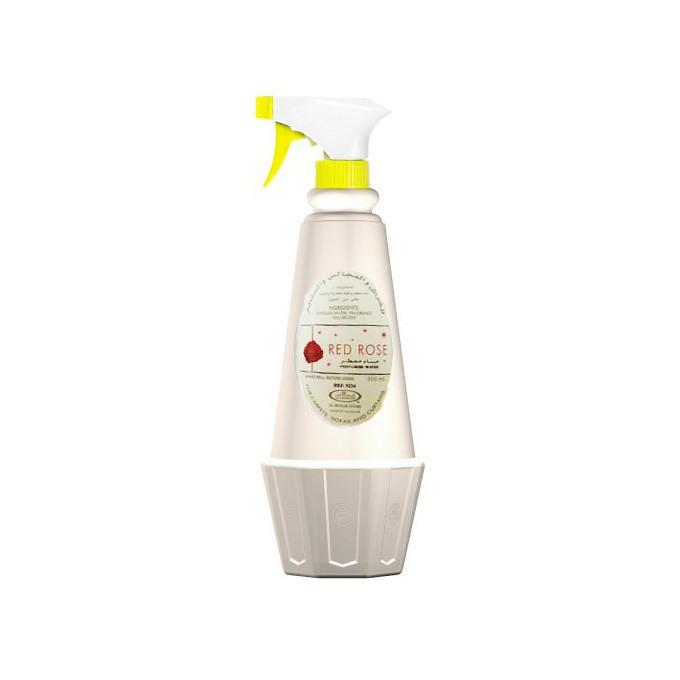 Red Rose - Vaporisateur Rehab - Room Freshener - 500 ml