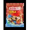 Bonbons Cola - Fabriqué avec du Vrai Jus de Fruit - Bebeto - Halal - Sachet 80gr