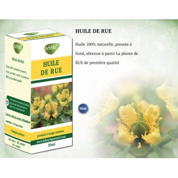 Huile de Rue - Produits Cosmétique - Assil - 30 ml
