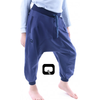 Serwal Enfant - Bleu Indigo - Junior - Qaba'il - 153 Cocok Salvar