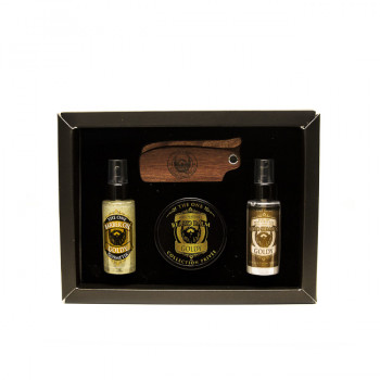 The Barber Kit - GOLDY - Huiles 100% Naturelles  - The One Cosmetix - 5619