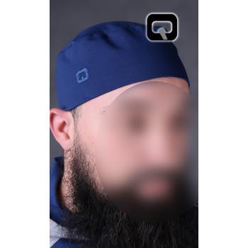 Taguia - Bonnet - Bleu Indigo - Qabail