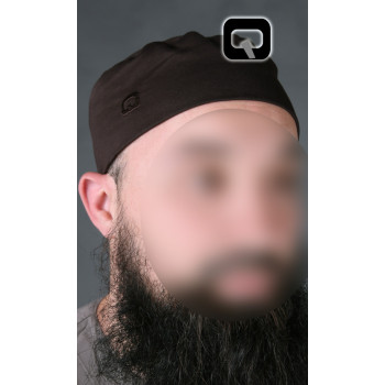Taguia - Bonnet - Marron - Qabail