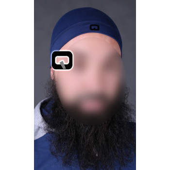 Bonnet - Bleu Indigo - Qabail