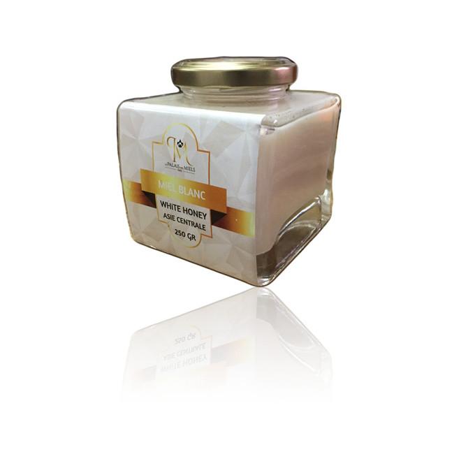 Miel Blanc - Asie Centrale - Le Palais du Miel - 250g - 5742