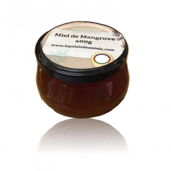 Miel de Mangrove - Nouvelle Calédonie - Le Palais du Miel - 400g - 5743