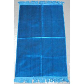 Tapis de Prière de Couleur Unis - Turquoise - U3
