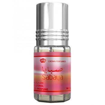 Sabaya - Musc Sans Alcool - Concentré de Parfums Bille 3ml - Al Rehab