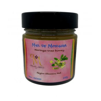 Miel de Moringa - Mali - Le Palais du Miel - 250g - 5830