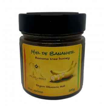 Miel de Bananier - Mali - Le Palais du Miel - 250g - 5831